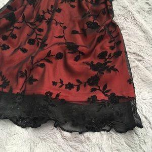 BOGO | Red Skirt